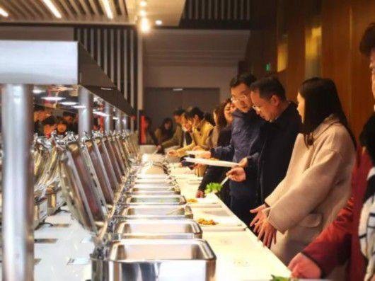 浙江大学一食堂可人脸识别 师生可刷脸吃饭